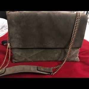 64d496761319 LANVIN Paris Medium Chain Sugar Bag